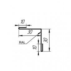 Угол внутренний 30 мм